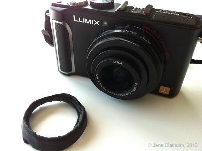 Lens-frame-on-table