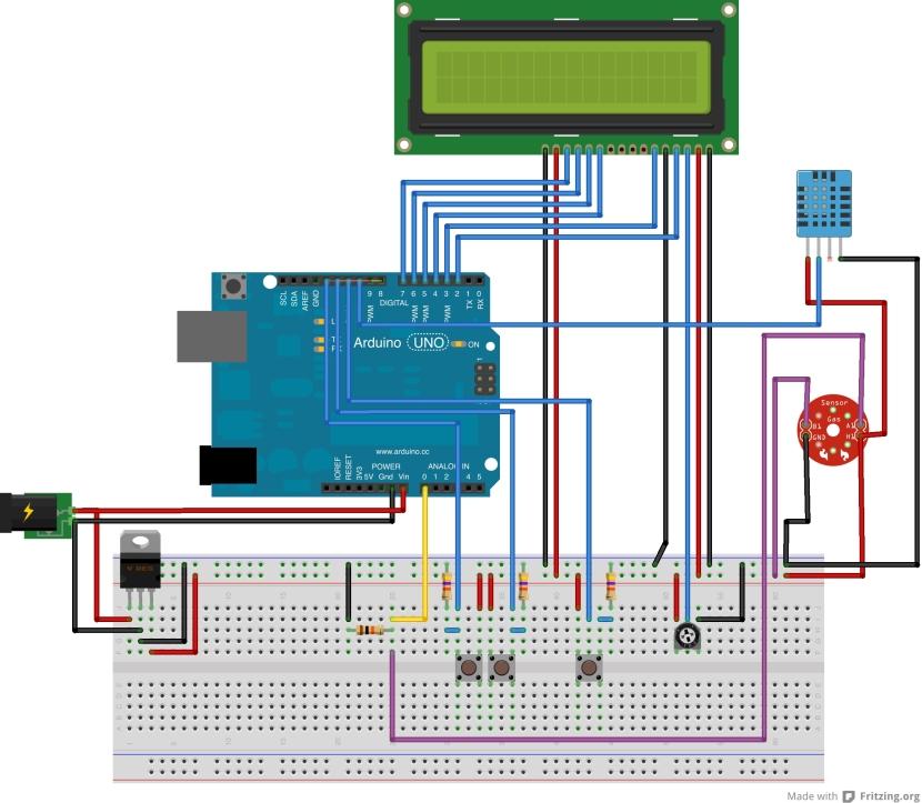 Ketosense an arduino based ketosis detector jenslabs