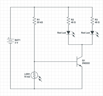 T-1000c - circuit diagram
